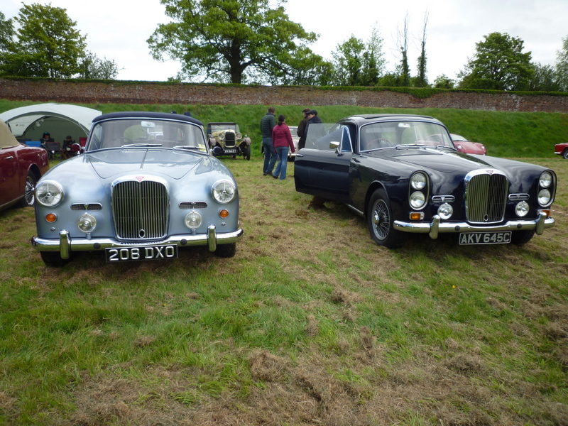Gawsworth Classic Car Show 2019